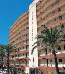 Hotel bermudas benidorm alicante valencia castellon alicante guia de ocio eventos - Apartamentos bermudas benidorm ...